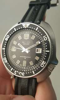 Vintage Seiko 6105
