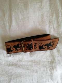 Vintage Boho Waist Belt
