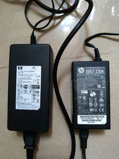 2x HP 打印機 printer 火牛 電源 0957-2304 0950-4491