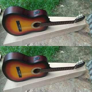 Gitar nilon elektrik josegomese