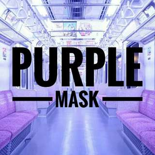 PURPLE MASK (masker wajah homemade)