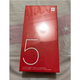 小米紅米5
