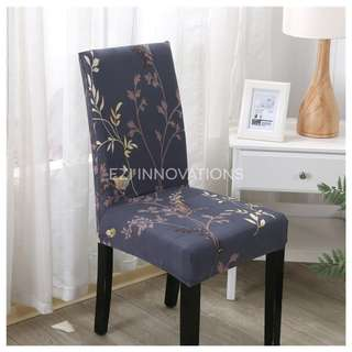 Elastic Chair/Seat Cover Protector - Goldenrod Dew Design