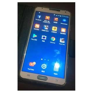(二手)三星3G版 note3優質手機(只有背蓋比較醜)