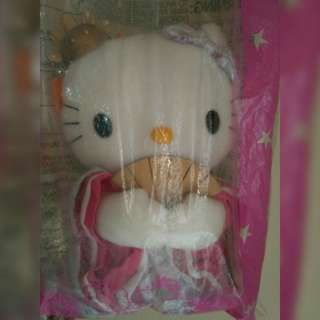 boneka hello kitty limited ed