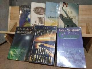 Novel John Grisham