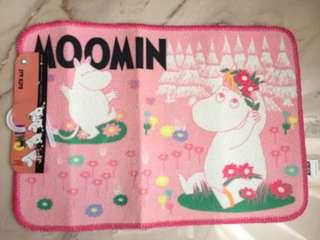 Moomin bath mat / keset mandi