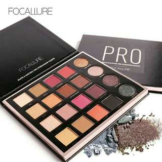 Ready focallure eyeshadow palette pro