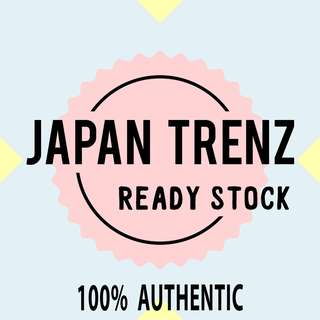 JAPAN TRENZ READY  STOCK!