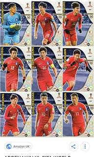 Looking For Fifa World Cup 2018 Adrenalyn XL Cards