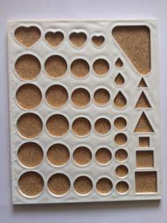 Quilling Paper Craft Sizing Board