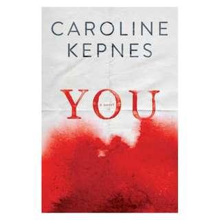 You (You, #1) -  Caroline Kepnes