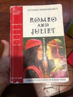 Romeo And Juliet William Shakesspeare