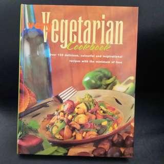 Book: Vegetarian Cookbook.