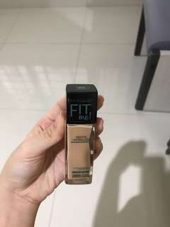 MAYBELLINE Fit Me Foundation ( matte poreless )