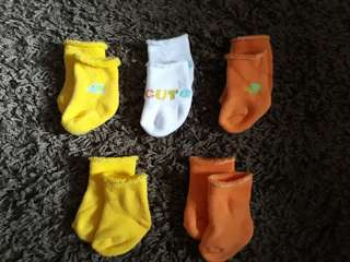 Cute Baby Socks Newborn