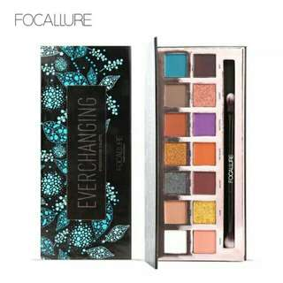 Ready focallure eyeshadow palette everchanging