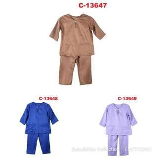 Baju Melayu Budak (Batch 1)