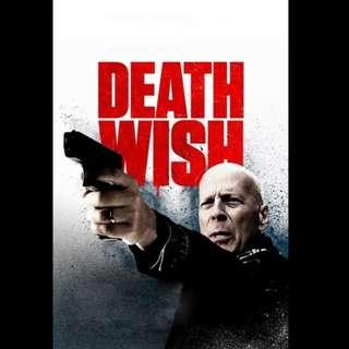 [Rent-A-Movie] DEATH WISH (2018)