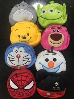 Disney pouch