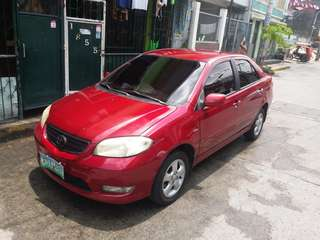 Toyota Vios 1.3 E 2005 manual all power