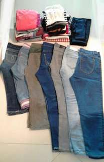 Jeans 27-28 size