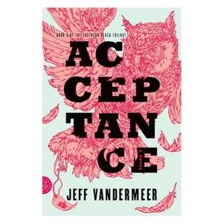 Acceptance (Southern Reach, #3) - Jeff VanderMeer