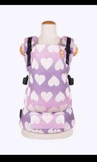 BN Baby Tula Full FTG WC - Tula Love Grape Fizz