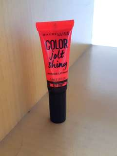 Maybelline Color Jolt Shiny