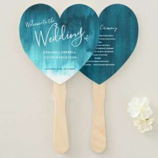 Paddle Hand Fans For All Events!