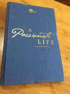 A Passionate Life by Mike Breen & Walt Kallestad