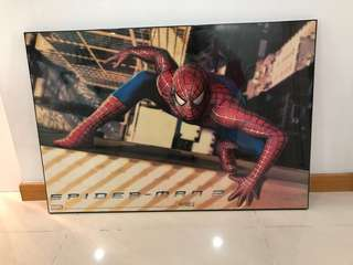 A2 size Spider-Man 2 posters for sale!!