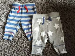 Baby Boy Newborn Pants