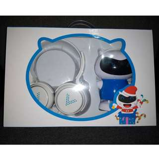 Vivo Headset and Speaker with Box