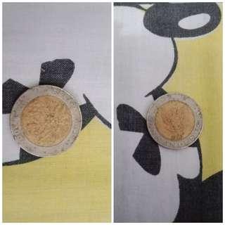 Uang logam Kelapa Sawit 1996