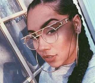 🕶 Royal Girl Steampunk Inspired Sunglasses