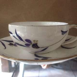 SALE!! Teacup and saucer