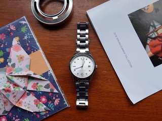 ESPRIT Silver - Diamond crested watch