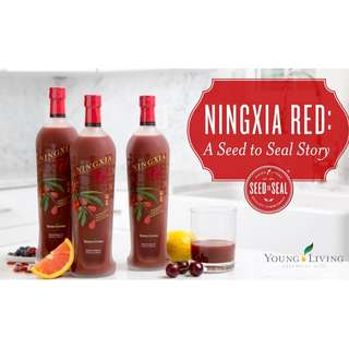 🚚 AUTHENTIC Young Living Ningxia Red