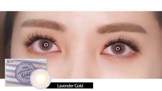 韓國OLENS Lavender Gold 月Con