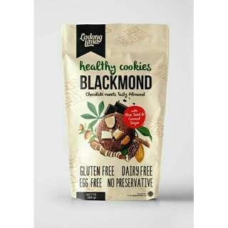 Ladang lima blackmond cookies 180gr (GLUTEN FREE)