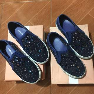 Sale!!! Bundle mother and daughter slip on.