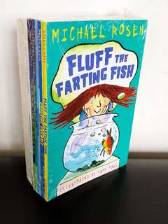 Michael Rosen Collection - 6 Books