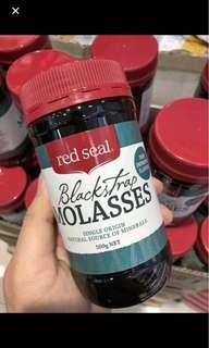 Red Seal 紅印黑糖