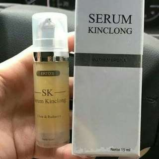 SERUM KINCLONG ERTOS 100%ORI