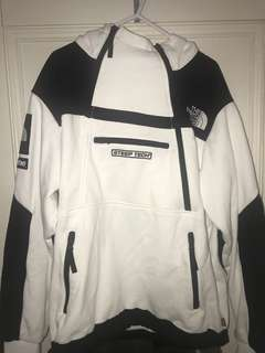 Supreme x TNF Steep Tech hoodie