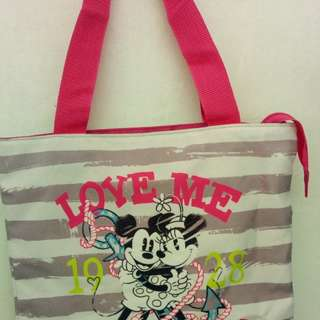 Sale Mini Mouse Tote Bag