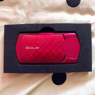Casio-TR50美顏相機(紅) 價格可以討論唷