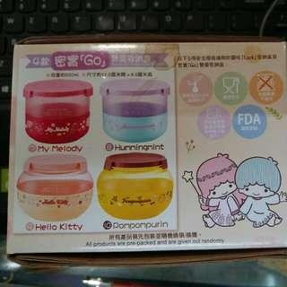 7-11 Sanrio Characters Lock & Go 7號及8號各一盒