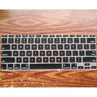 Silicone Mac keyboard cover protector